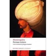 Persian Letters by baron de Charles de Secondat Montesquieu
