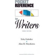 Pocket Reference for Writers by Toby Fulwiler