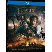 The Hobbit:The Batle of the five armies:Ian McKellen, Martin Freeman, Richard Armitage - Hobbitul:Batalia celor cinci osti (Blu-Ray)