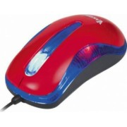 Mouse Vakoss TM-420UR USB 1200dpi Red