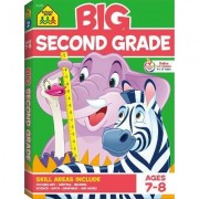 Color Big Get Ready Second Grade by School Zone Publishing