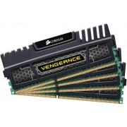 Memorii Corsair Vengeance DDR3, 4x8GB, 1600MHz (Quad Channel)