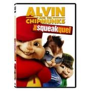 Alvin & The Chipmunks: The Squeakquel [Reino Unido] [DVD]