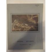 """Dessins - Estampes Anciennes Du Xve Au Xviiie Siecle - Estampes Originales De Maitres Des Xixe Et Xxe Siecles - Paul Proute - Catalogue """"Gericault"""" - 1990 - Buhot - Carriere - Goya - ..."""