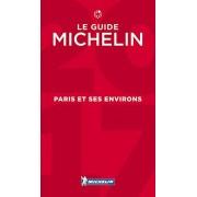 Michelin guide Paris 2017: restaurants (Guides rouges Michelin)