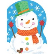My Snowman Book by Little Bee Books