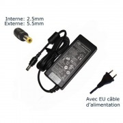 AC Adaptateur secteur pour Asus B551LG-CN009G B551LG-CN015G B551LG-CN018G B551LG-CN031G B551LG-CN047G chargeur ordinateur portable, adaptateur