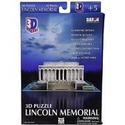 Daron Lincoln Memorial 3D Puzzle 42-Piece