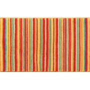 Grund Stripes - Tappetino per bagno, con motivo a righe, 50 x 60 cm, multicolore