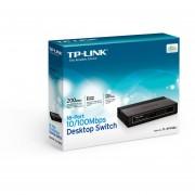 Switch de 16 puertos TP-Link TL-SF1016D-Negro
