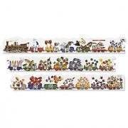 Melissa & Doug Number Train Jumbo Jigsaw Floor Puzzle (21 pcs 9 feet long)