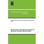 Quantitative and Empirical Analysis of Nonlinear Dynamic Macromodels by Carl Chiarella
