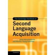 The Cambridge Handbook of Second Language Acquisition by Julia Herschensohn