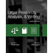 Legal Research, Analysis, and Writing by Putnam