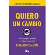 Quiero Un Cambio by Bernardo Stamateas