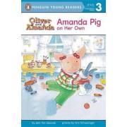 Amanda Pig on Her Own by Jean Van Leeuwen