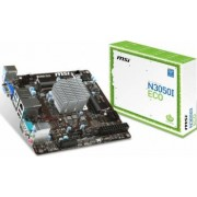 Placa de baza CPU integrat MSI N3050I ECO DDR3.L