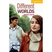 Different Worlds Level 2 Elementary/Lower Intermediate Book with Audio CD Pack: Level 2 by Margaret Johnson