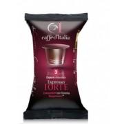 10 Café en capsulas expresso forte