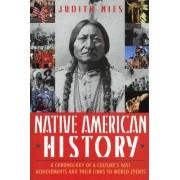 Native American History by Judith Nies