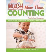 Much More Than Counting by Sally Moomaw