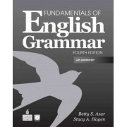 Fundamentals of English Grammar with Audio CDs and Answer Key by Betty Schrampfer Azar