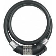 Abus Kabelslot Raydo Pro 1440 85 cm zwart