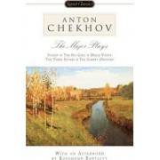 Anton Chekhov: The Major Plays by Anton Chekhov
