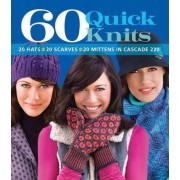 60 Quick Knits by Sixth&spring Books