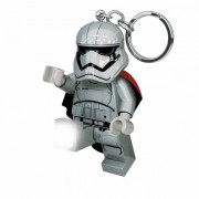 Breloc cu lanterna LED LEGO Star Wars Captain Phasma
