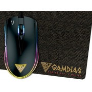 Gamdias Zeus E1 Gaming Mouse with Mouse Pad