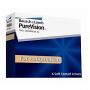 PureVision Toric Contact Lenses (6 lenses/box - 1 box)
