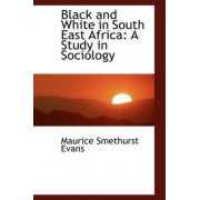 Black and White in South East Africa by Maurice Smethurst Evans