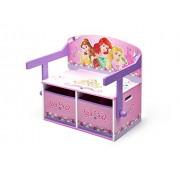 Disney Princess Convertible banco/escritorio (morado)