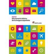Aa.Vv. NUEVO DICCIONARIO BÁSICO DE LA LENGUA ESPAÑOLA SANTILLANA (Dictionaries)
