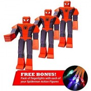 Amazing Spiderman Toys Blueprints-Spider Man Toys Action Figures Papercraft Character from Marvel Avengers Alliance-Fun