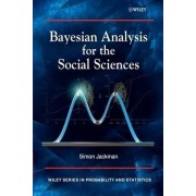 Bayesian Analysis for the Social Sciences by Simon Jackman