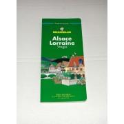 Guide Michelin - Vosges Lorraine Alsace