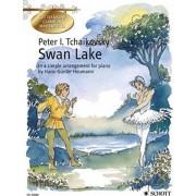 Swan Lake Op 20 by Peter Iljitsch Tschaikowsky