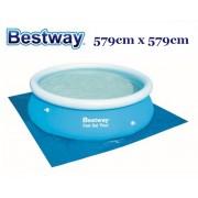 Bestway talajtakaró fólia 579cm x 579cm BW 58031