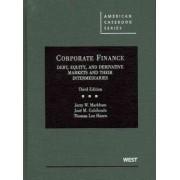 Corporate Finance by Jerry Markham