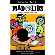 You've Got Mad Libs by Leonard Stern