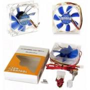 Noiseblocker Ultra Silent Fan BLUE S3 Regelbar 80mm Retail