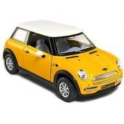 Kinsmart Mini Cooper (Yellow)