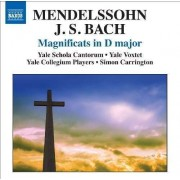 Yale Schola - Magnificats (0747313216178) (1 CD)