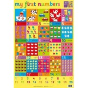 First Words Wall Chart by Autumn Publishing