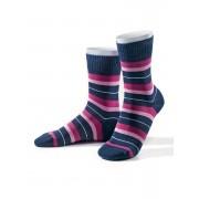 Walbusch Benefit-Socke 2er-Pack Rot 44-46
