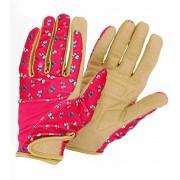 Briers B2696 Briers Profession'elle' Butterfly Pink Ladies Glove - Medium