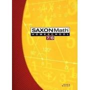 Saxon Math Homeschool 7/6 by Stephen Hake
