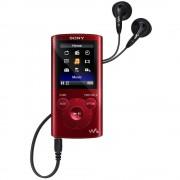 Mp4 Player Sony NWZE384R, 8GB, Rosu